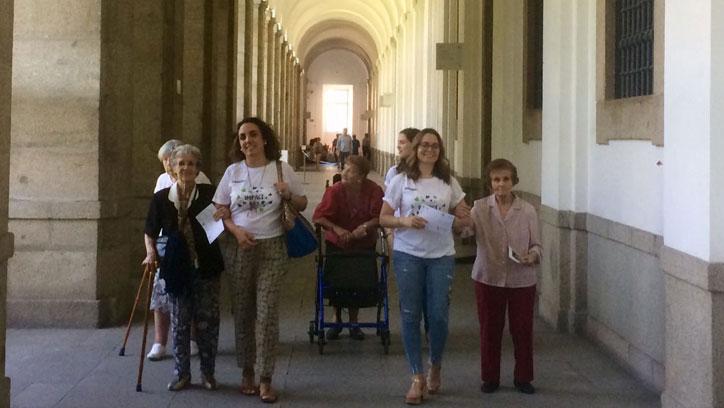 Residencia para Mayores FSVSC: Visita al Museo Reina Sofía