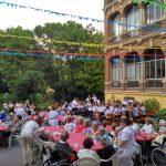 Residencia de Mayores FSVSC: Fiesta de verano