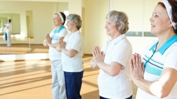 Que es la sarcopenia? conoce cómo evitar la perdida de masa muscular en ancianos o población madura. Residencia de ancianos en madrid