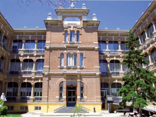 Fundación Santísima Virgen y San Celedonio: Residencia de mayores