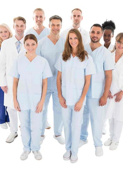 Residencia de mayores: Equipo médico geriátrico